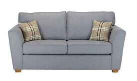 Indigo Sofa **Home Delivery Available**