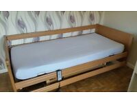 Electric Hospital Mobility Bed - £250 ono
