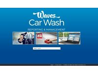 Waves Hand Car Wash Franchise