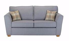 Indigo Sofa **Home Delivery Available**