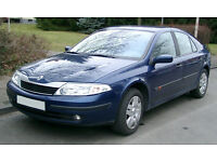Renault Laguna 1.9dci 54 plate, over 8 months mot, spares or repairs