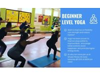 Yoga classes (beginners)
