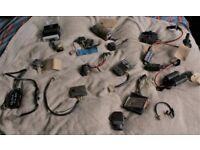 Honda Suzuki Etc Coils Reg Rec Starter Lot Used