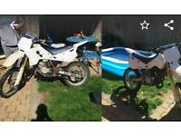 Yz 85 Big Wheel motorcross bike £500!!