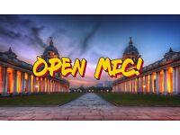 Open Mic Night!