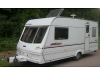 LUNAR 2/3 BERTH ULTRA LIGHT MOTOR MOVER WITH AWNING