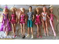 Barbie/ ken Bundle