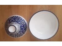 Moroccan tagine pot