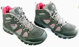 REDUCED!!! BRAND NEW -Women's Karrimor Bodmin Mid IV Weathertite walking boots - Size 41 - Just £29