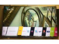 "LG 49""( 50"" ) 4K UHD Freeview Smart WiFi 3D TV"