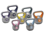Kettlebells Fitness Training Kettlebells: Includes Kettlebell DVD