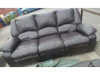 3 + 2 Seater Reclining Sofas