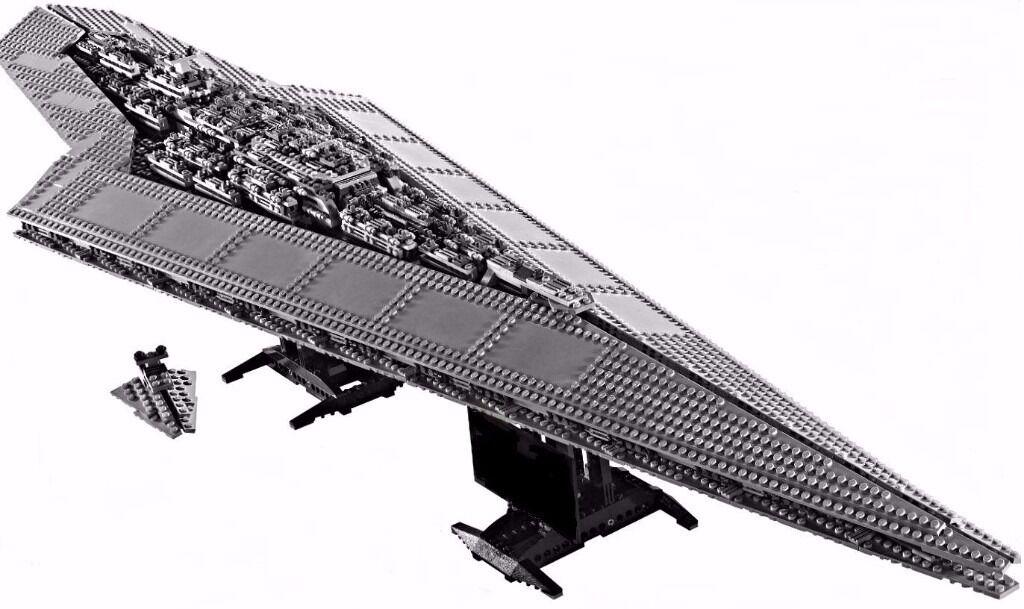 Lepin Super Star Destroyer UCS (100% Lego Bricks Compatible)
