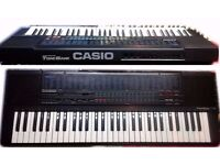 Casio 465 Sound Tone Bank CT-650 portable electronic keyboard piano synthesiser with Power Supply