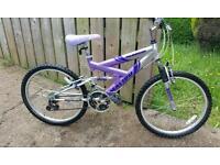 Ladies passion MALIBU mountain bike for sale