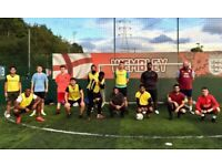 Casual football games in Dartford, looking to add new players to existing group!