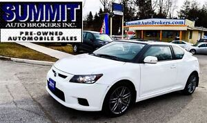 2011 Scion tC BASE | MANUAL | BLUETOOTH | PANO ROOF | POWER WIND
