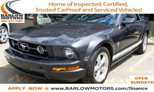 2008 Ford Mustang **WINTER SPECIAL****