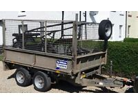 Ifor williams cage trailer for sale
