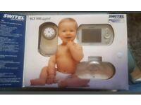 "Switel SCF900 Video Digital Baby Monitor has a large 3.5"" £85oni"