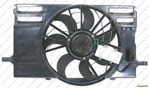 Radiator Fan Assembly 2.4L/2.5L L5 Volvo S40 2000-2010