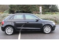 Audi A1 STronic Black Auto FullyLoaded