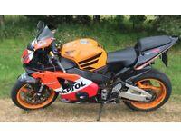 2003 Honda CBR900RR Repsol