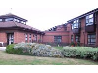 1 BED FLAT TO LET AT RALEIGH LODGE, HULL FOR OVER 60'S