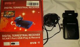 DVB-T digital terrestrial receiver