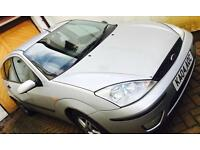 2004 Ford Focus with mot