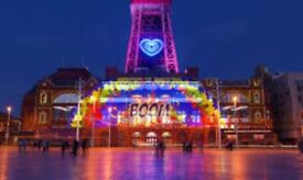 Blackpool illuminations- 3 & 4 NIGHT caravan rental at havens Cala Gran