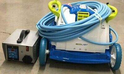 Aquabot Ecojet Pro Above Ground Robotic Pool Cleaner