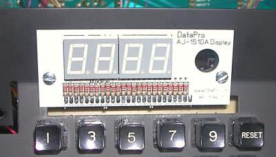 Heathkit Digital Tuner Model AJ-1510 Replacement Display