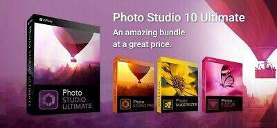 InPixio Photo Studio Ultimate 10 Eraser Cutter Editor Focus 2020 Fast Delivery ✅