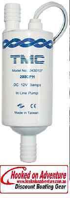 Water Pump TMC Inline Pump PN HOA23183