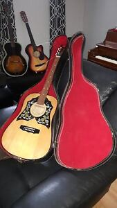 OLD GUITAR ITS A KAY MODEL 1 2 3