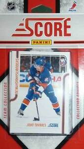 2011-2012-New-York-Islanders-Score-Factory-Sealed-Team-Set-John-Tavares-DiPietro