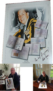 Nick-Leeson-SIGNED-AUTOGRAPH-One-Hell-Of-a-Journey-AFTAL-UACC-RD