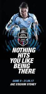State of Origin Rugby Leage - Game 2 - NSW V QLD Lambton Newcastle Area Preview