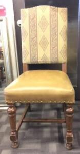 ON SALE!  Banff Dining Chair.  Various Fabrics.  CLEARANCE PRICED AT $65 Each