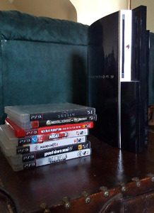 PS3 w/ Games