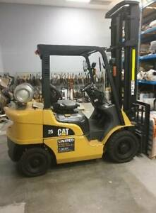 2.5T CATERPILLAR FORKLIFT Welshpool Canning Area Preview