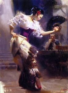 The Dancer by Pino