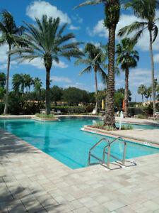Resort style condo in Florida (Gulf of Mexico) - 2 bed, 2 bath