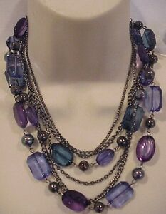 apt 9 womens beaded necklace gorgeous sold at kohls 18