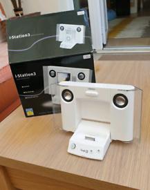 i-Station 3 speaker dock