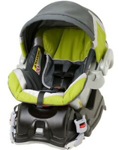 Baby Trend Infant Car Seat with 2 bases