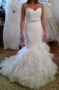 St Patrick Mermaid Wedding Dress