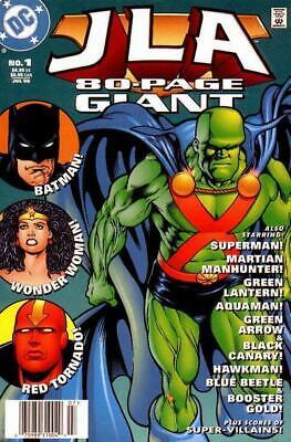 JLA: 80-Page Giant #1
