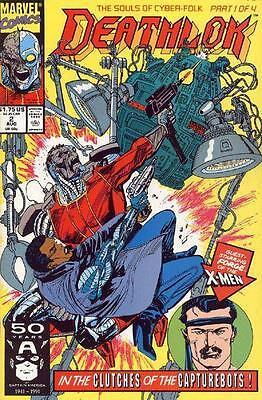 Deathlok Vol. 2 (1991-1994) #2